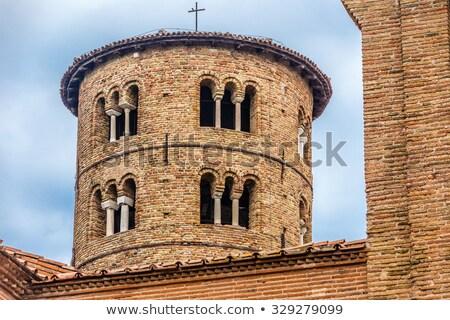 バシリカ イタリア 詳細 開始 専用の クロス ストックフォト © aladin66