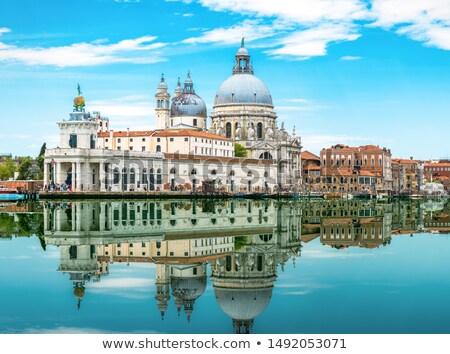 Velence Olaszország szokatlan festői kilátás turisztikai Stock fotó © keko64