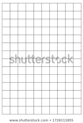 シームレス グリッド 広場 パターン テクスチャ ファッション ストックフォト © creative_stock