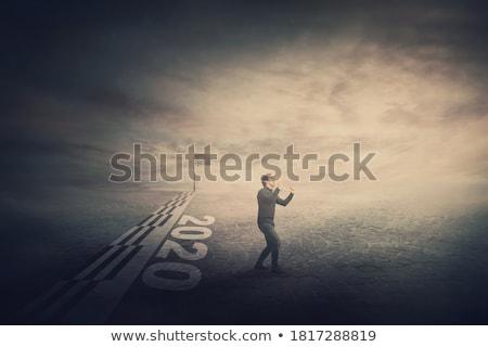 działalności · twardy · nie · zawsze · uczciwej · grać - zdjęcia stock © ajfilgud