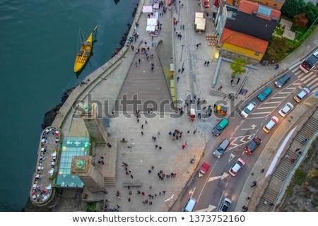 praia · casas · Rio · de · Janeiro · Brasil · natureza · oceano - foto stock © epstock