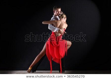Hot Latino Dance Stock photo © derocz