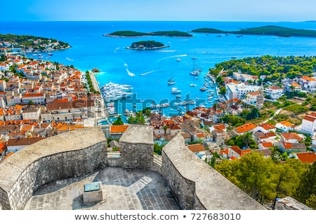 Hvar  Stock photo © LianeM