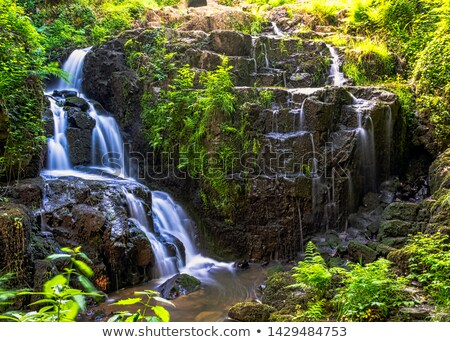 Cascade of Mortain Stock photo © tilo