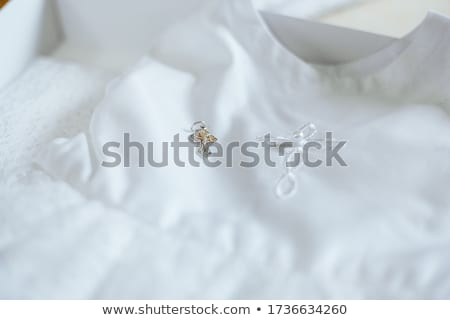 Doop details orthodox baby liefde kind Stockfoto © arvinproduction