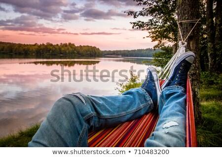 жизни · домах · канал · золото · побережье - Сток-фото © epstock