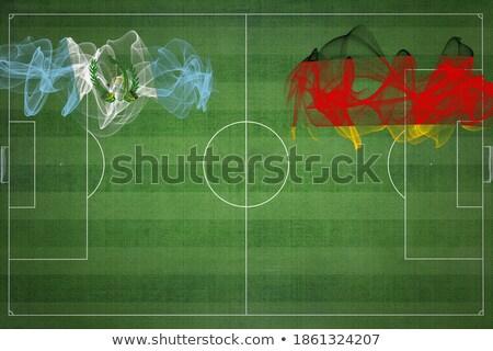 Duitsland Guatemala vlaggen puzzel geïsoleerd witte Stockfoto © Istanbul2009