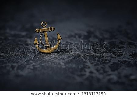 przestarzały · kompas · marynarz · Pokaż · tekstury · morza - zdjęcia stock © adrenalina