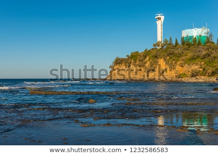 Rocks and waves at Point Cartwright  Stock photo © artistrobd