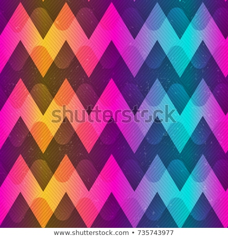 Abstract background with motley square tiles Stock photo © boroda