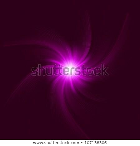 Concept purple Twirl background. EPS 8 Stock photo © beholdereye