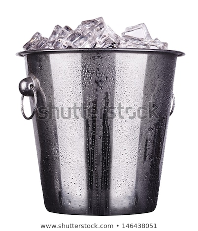 An ice bucket Stock photo © bluering