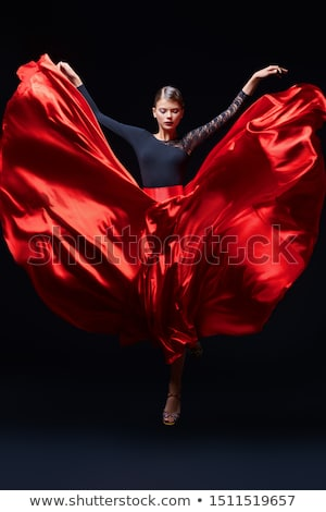 beautiful dancers background stock photo © krisdog