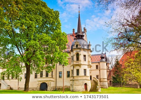 Schoenfeld palace  Stock photo © LianeM