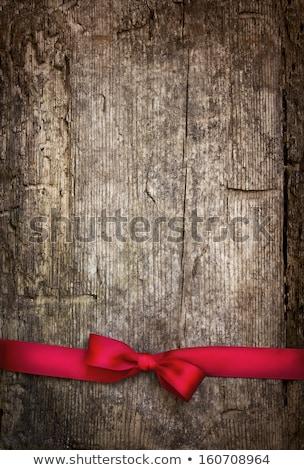 ヴィンテージ クリスマス プレート ストックフォト © janssenkruseproducti