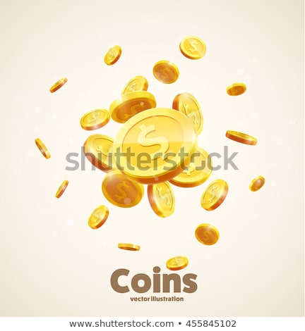 Casino Coin Design stock photo © sdCrea