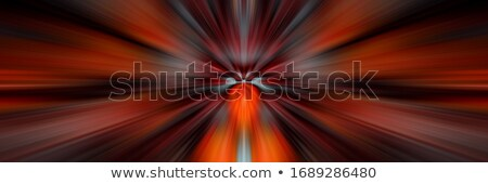 Fire colored hell abyss digital background.  Stock photo © tuulijumala