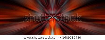 Brand gekleurd hel afgrond digitale textuur Stockfoto © tuulijumala