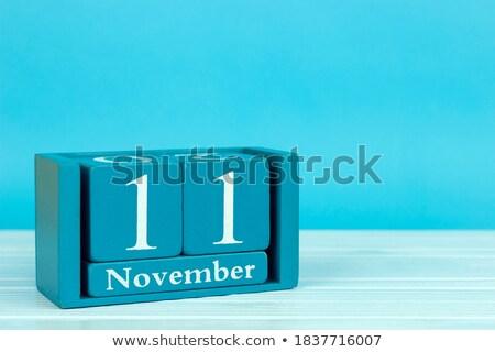 11 november  Origami Day Stock photo © Olena