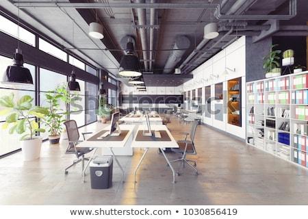 Working space interior Stock photo © jossdiim