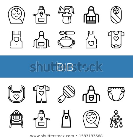Meme pompa ikon daire şablon dizayn Stok fotoğraf © angelp