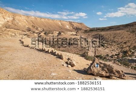 Tour estrada penhasco rocha Foto stock © bbbar