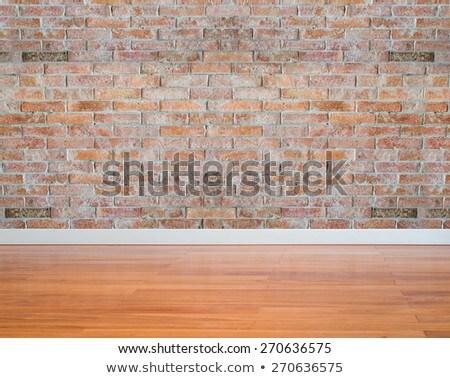 Improve on the White Brick Wall. Stock photo © tashatuvango