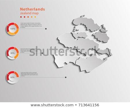 Middelburg in Zeeland Stock photo © prill
