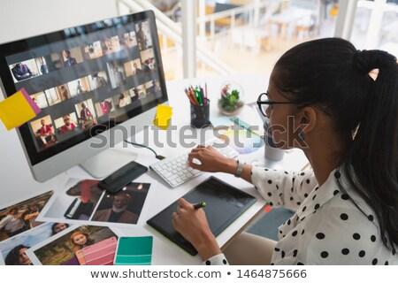 Ver sessão bastante feminino Foto stock © wavebreak_media
