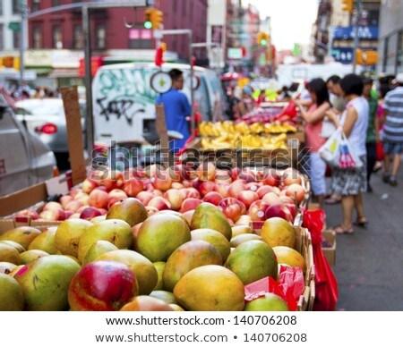 Chiny · miasta · Nowy · Jork · USA · budynku - zdjęcia stock © phbcz