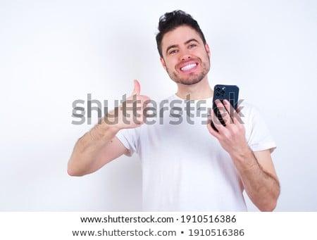 従業員 悲鳴 白 手 幸せ ボディ ストックフォト © wavebreak_media