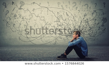 A difficult life Stock photo © smuay