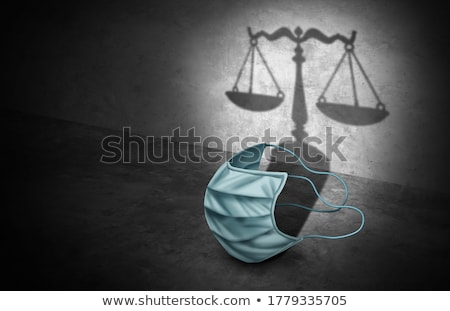 Face Mask Law Stock photo © Lightsource