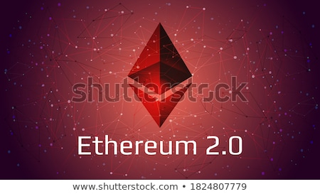 Red bitcoin #2 Stock photo © Oakozhan