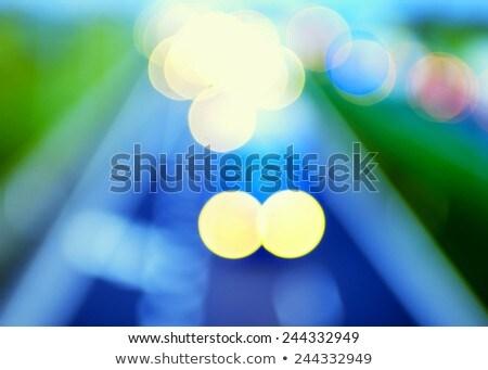 resumen · estilo · pastel · carretera · luces · textura - foto stock © bubutu