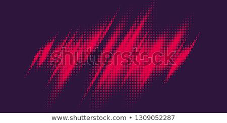 vector abstract halftone monochrome backdrop Stock photo © TRIKONA