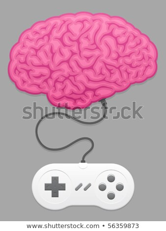 Brain computer game pad  Stock photo © adrian_n