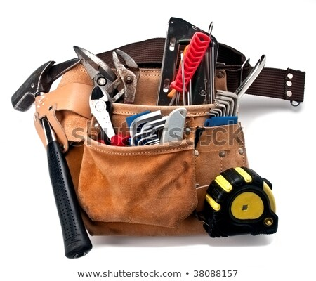 plumber with tools of the trade stock photo © photography33