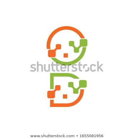hoofdtelefoon · microfoon · ondersteuning · dienst · geïsoleerd · witte - stockfoto © kayros