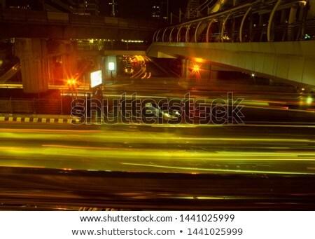 Highway in hongkong with many car Stock photo © cozyta