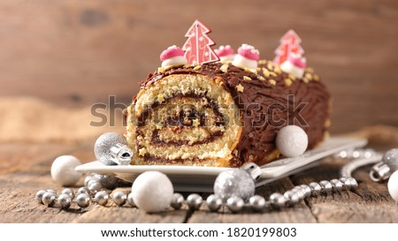 торт · шоколадом · кремом - Сток-фото © zhekos