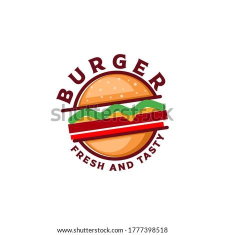 Delicious burger Stock photo © racoolstudio