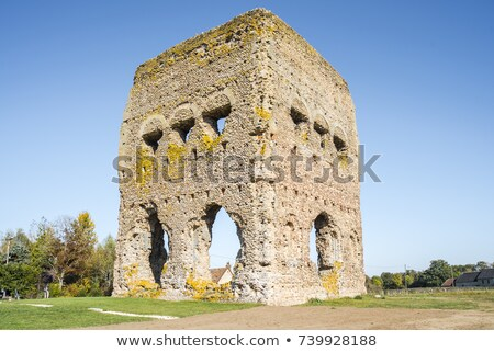 Temple of Janus in France Stock photo © Hofmeester