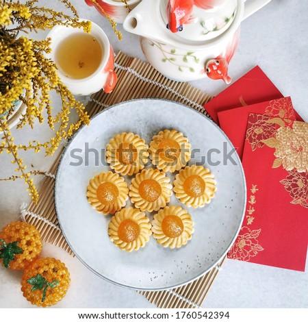 Torta közelkép fotó friss sült eper Stock fotó © MamaMia
