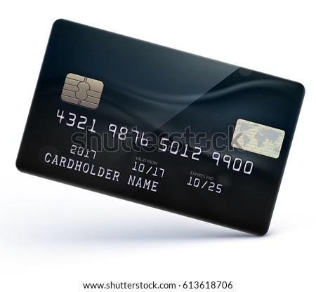 credit card Stock photo © davisales