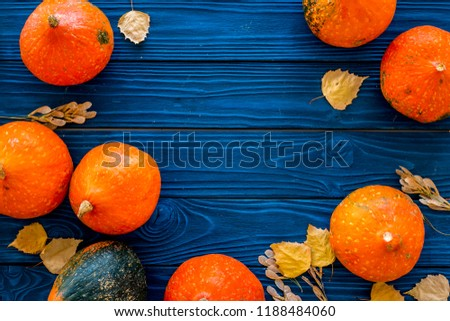 Halloween Table Decorations And Sign Stock photo © solarseven