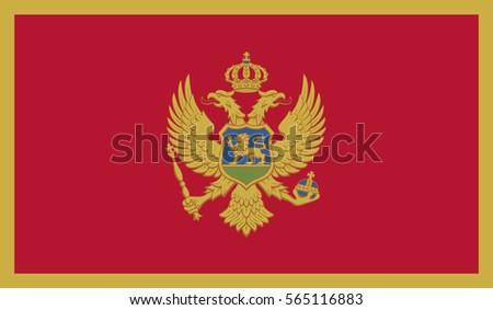 Черногория · клавиатура · изображение · оказанный · используемый - Сток-фото © claudiodivizia