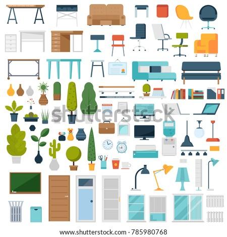 Office objects Stock photo © pressmaster