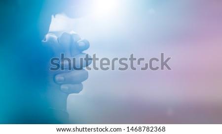 Prayer Stock photo © Stocksnapper