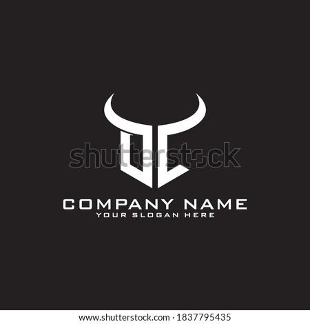 Logo sablon vektor ikon illusztráció terv Stock fotó © Ggs